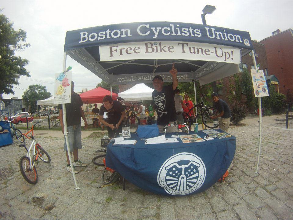 BCU Programs Bike Tune up