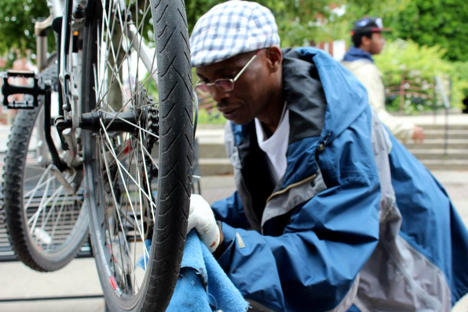 BCU Bike to Market
